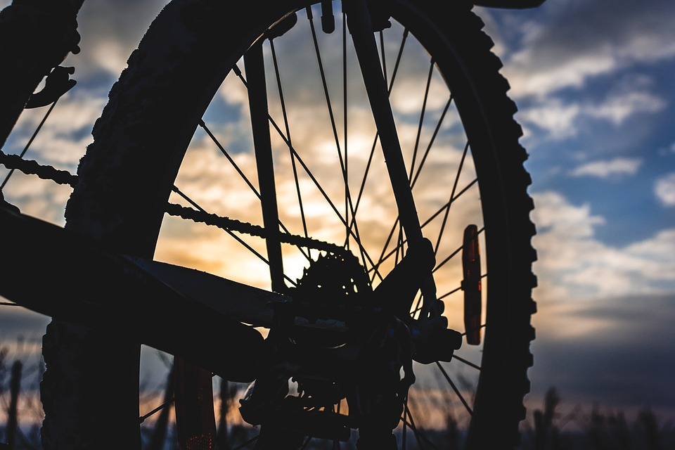 horské kolo