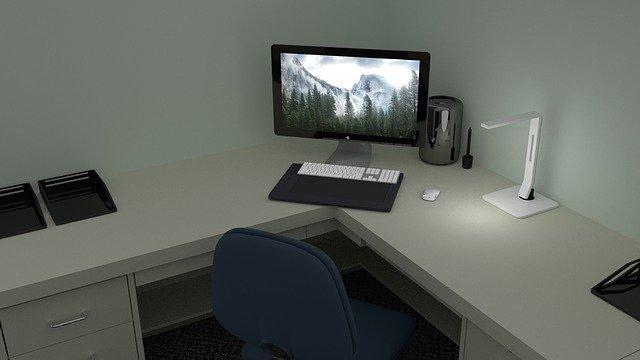 plán kanceláře