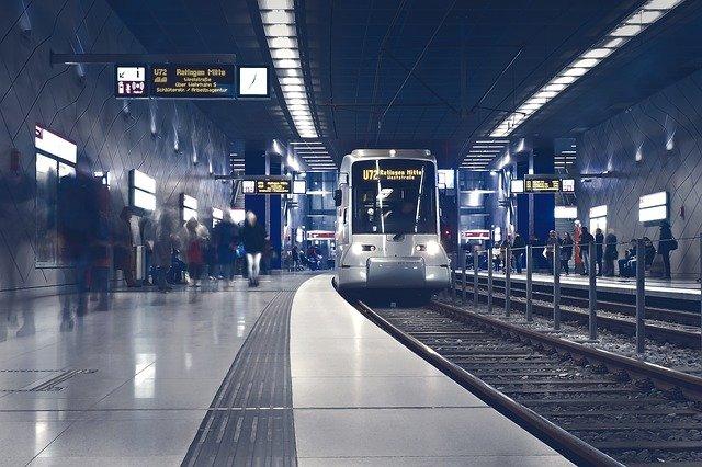 stanice metra