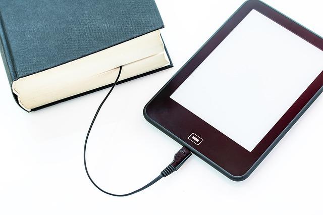 nabíjecí kabel na ebook